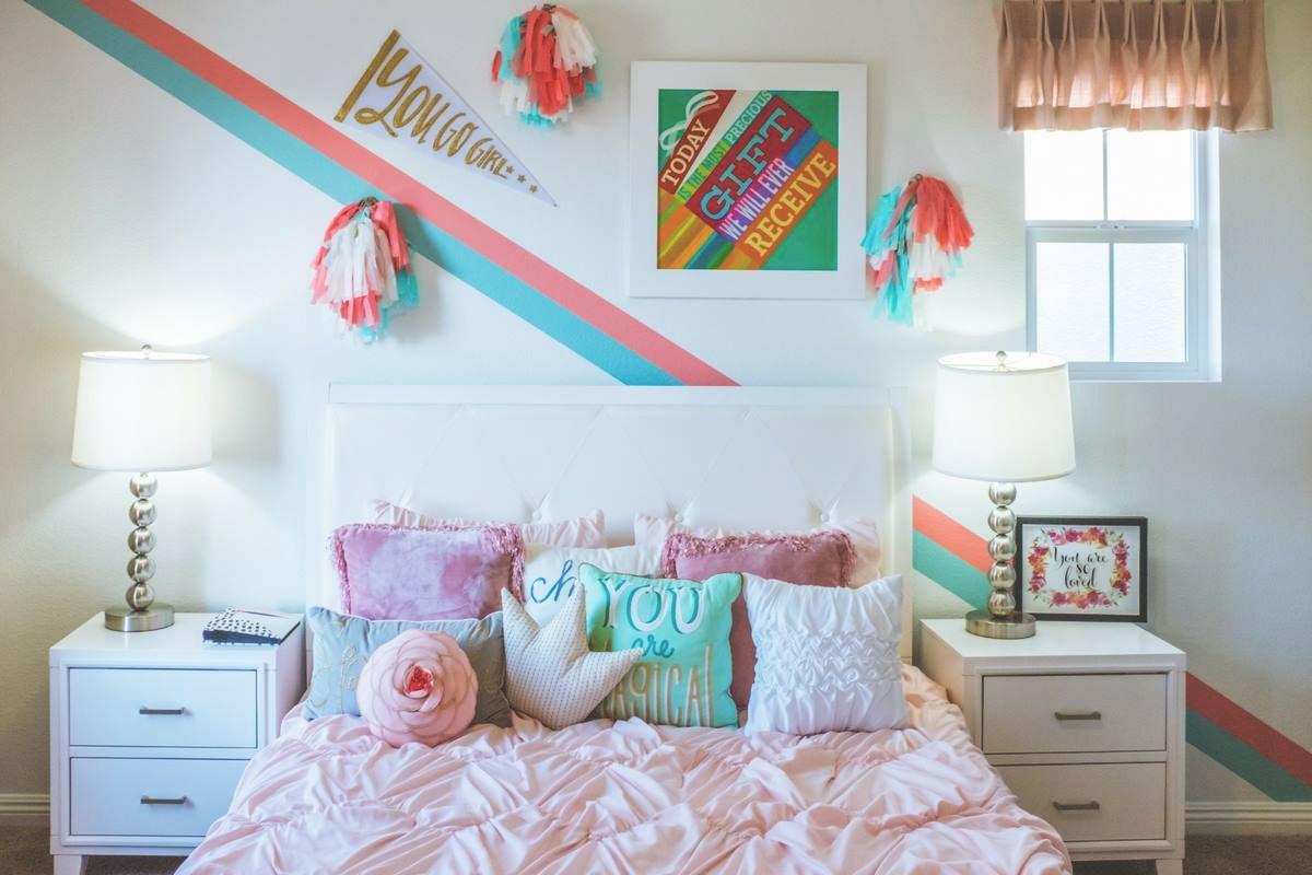 comment décorer une chambre d'ados ?