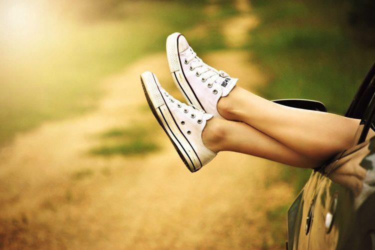 chaussures à la mode pour l'été