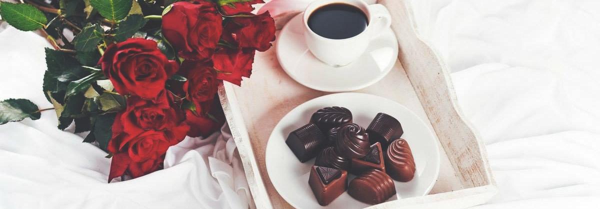 chocolat de saint valentin