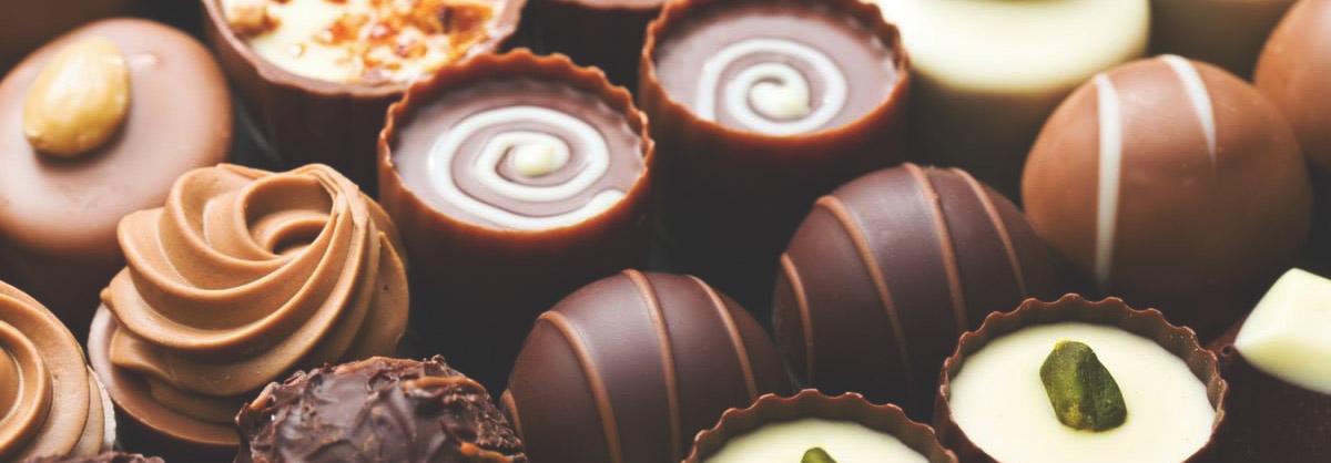 offrir du chocolat