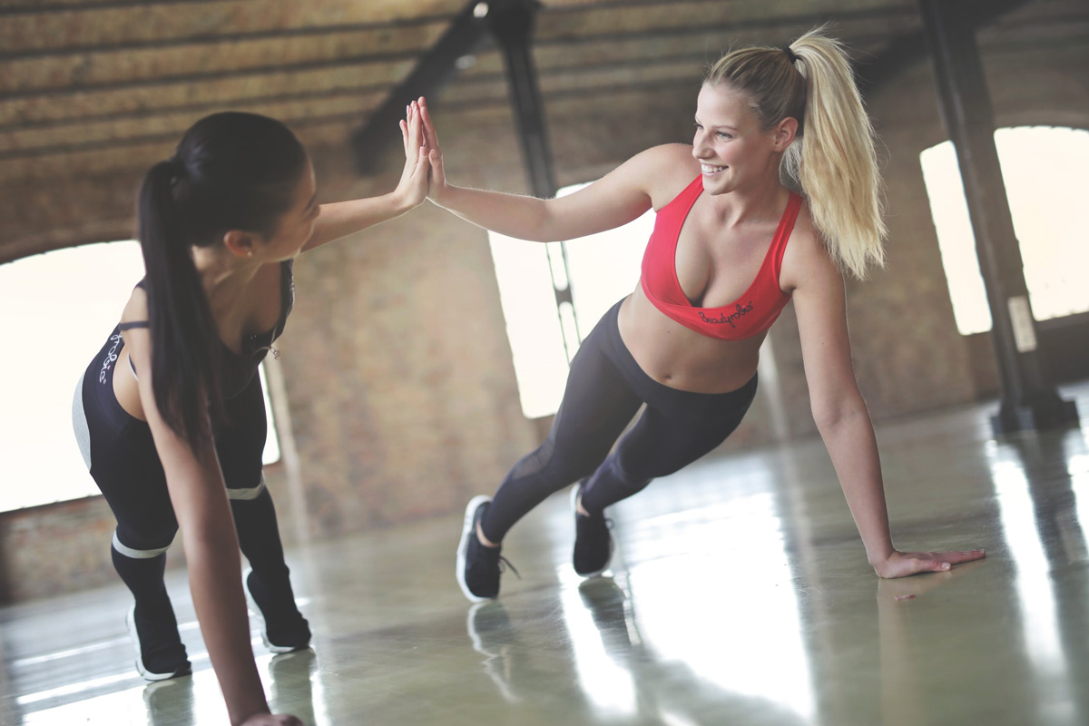 types de fitness